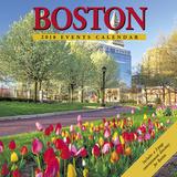 Boston - 2018 Calendar Kalendere