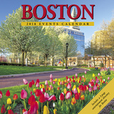 Boston - 2018 Calendar Kalenders