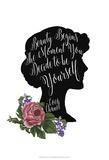 Audrey & Coco II Poster par Naomi McCavitt