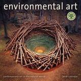 Environmental Art - 2018 Calendar Kalenders