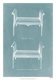 Design for a Window Seat II Giclee Print by  Hepplewhite