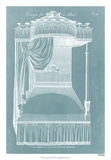 Design for a Bed I Giclee Print by  Hepplewhite