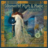 Women of Myth & Magic - 2018 Calendar Calendriers