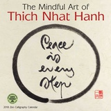 Mindful Art of Thich Nhat Hanh - 2018 Calendar Kalenders