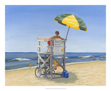 Beach Vacation VII Prints by Dianne Miller