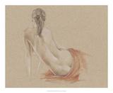 Classical Figure Study II Reproduction procédé giclée par Ethan Harper