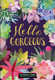 Hello Gorgeous - 2018 Monthly Pocket Planner Calendarios