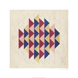 Geometric Pattern Play IV Limited Edition by Naomi McCavitt