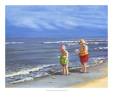 Beach Vacation III Posters by Dianne Miller