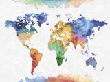 Colour Earth Reproduction procédé giclée par Tania Bello