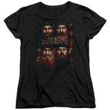 Womens: Duck Dynasty- American Dynasty T-shirts