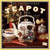 The Collectible Teapot & Tea - 2018 Calendar カレンダー