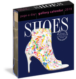 365 Days Of Shoes Picture-A-Day - 2018 Calendar Kalender
