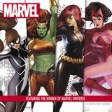 Women of Marvel - 2018 Calendar Calendars