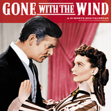 Gone With the Wind - 2018 Calendar Calendars