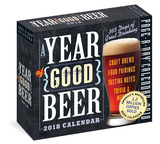 A Year Of Good Beer Page-A-Day - 2018 Boxed Calendar Calendars