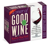 Year of Good Wine Page-A-Day - 2018 Boxed Calendar Kalendere