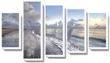 Quiet Morning *Exclusive* Canvas Set by  Celebrate Life Gallery