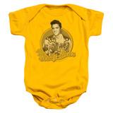 Infant: Elvis Presley - Teddy Bear Onesie Infant Onesie