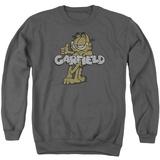 Crewneck Sweatshirt: Garfield - Retro Garf Shirts