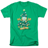 Garfield- Holiday Tree T-Shirt