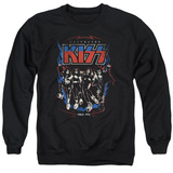 Crewneck Sweatshirt: Kiss - Destroyer Shirts