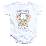 Infant: Garfield - Hungry For A Hug Onesie Infant Onesie