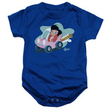 Infant: Elvis-Speedway Onesie Infant Onesie