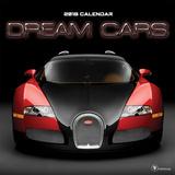 Dream Cars - 2018 Calendar Kalenders