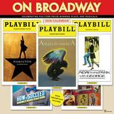 On Broadway - 2018 Calendar Calendriers