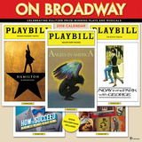On Broadway - 2018 Calendar Kalenders