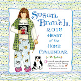 Susan Branch - 2018 Calendar Calendarios