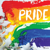 Pride - 2018 Calendar Kalenders