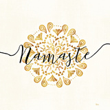 Namaste I Prints by Veronique Charron