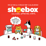 Hallmark Shoebox - 2018 Boxed Calendar Calendars