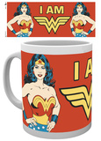 Wonder Woman - I am Mug Taza
