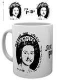 Sex Pistols - God Save the Queen Mug Krus