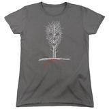Womens: American Horror Story- Scary Tree T-Shirt