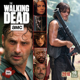 The Walking Dead - 2018 Calendar Calendriers