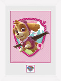 Paw Patrol - Syke Collector Print