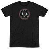 American Horror Story- Coven Minotaur Sigil Ringer Shirts