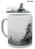 World of Warships - Bismark Mug Tazza