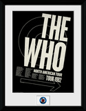 The Who - Tour 82 Collector-print