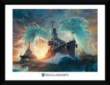 World of Warships - Dragons Samletrykk