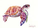 Sea Turtle Posters by Suren Nersisyan