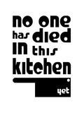 Kitchen Knife Taide tekijänä  Indigo Sage Design