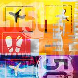 Flugzeuge Poster von Jan Weiss