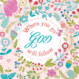 God 1 Prints by Marilu Windvand