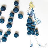 Blue Berry Bella