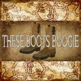 Boogie Boots Plakater af Marilu Windvand
